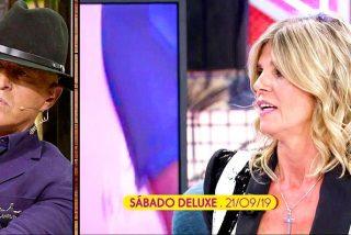 Kiko Matamoros contradice la versión que dio sobre Guti su ex buena amiga Arantxa de Benito