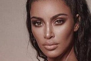 Así de horrible es Kim Kardashian en leggings si le quitas el 'San Photoshop '