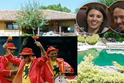 La chirigota del 'terrateniente' Pablo Iglesias y su casoplón