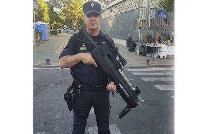 La Policía Nacional explica qué es lo que se ve en esta foto; la más comentada de Instagram