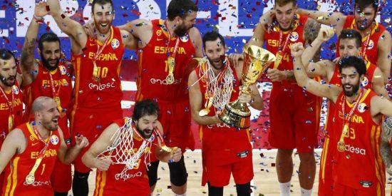 Inadmisbible lo que ha hecho CUATRO nada más finalizar el España-Argentina del Mundial de Baloncesto