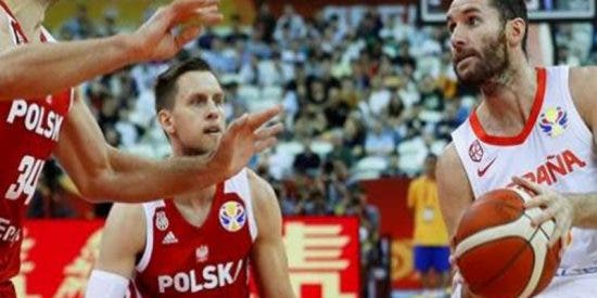 La Selección Española gana a Polonia casi sin sudar, y se mete en la lucha por las medallas (90-78)