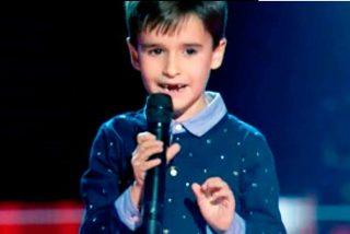 Daniel García, el crack 'desdentado' de 7 años que cautivó a todos en 'La Voz Kids'