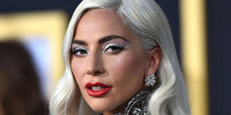 Lady Gaga y su maquillaje de ojos 'radical'…