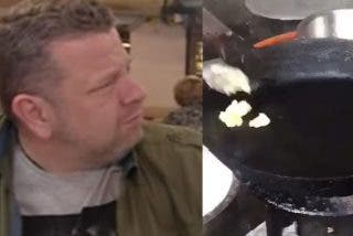 """La opinión de Chicote sobre el vídeo viral de cómo hacer un bocata de tortilla francesa: """"Ni un pero"""""""