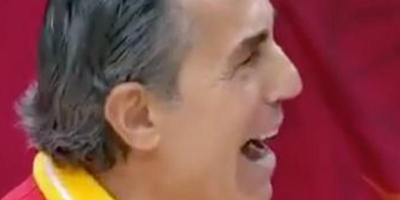 """La ordinaria bronca de Scariolo a los jugadores de la selección: """"¡Callaos la puta boca, hostia!"""""""