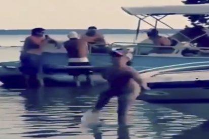 Video Viral: ¿Te indentificas con la patosa del bikini o con el gordito de la cerveza?