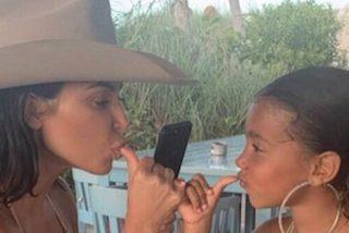 La promesa de Kim Kardashian a su hija que se ha hecho viral