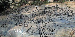 Las inquietante revelaciones del mapa más antiguo de un lugar habitado del mundo