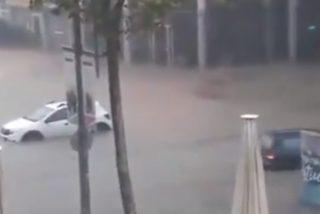 Lluvias: Un hombre muere ahogado en un bajo inundado en Gerona