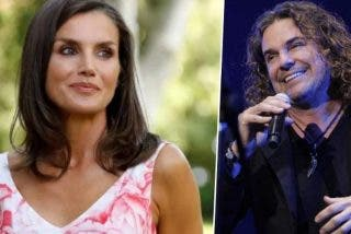 Un cantante bocazas arma la mundial al insinuar que tuvo un 'affaire' con la Reina Letizia