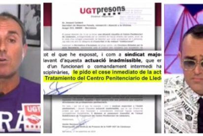 """Funcionarios de prisiones desmontan las mentiras del 'caradura' Mejide: """"Tuvo trato de favor y se saltó un control de seguridad"""""""