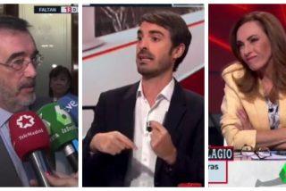 """Los monigotes de Ferreras salen en defensa del plagiador Manuel Cruz: """"Son coincidencias mínimas"""""""