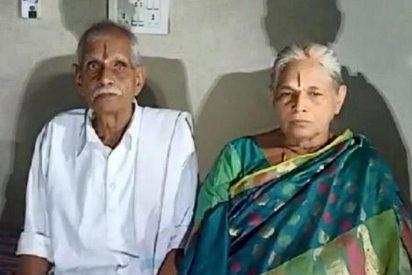 Esta mujer de 73 años da a luz a gemelas y el padre de las criaturas, de 82, sufre un infarto el día después
