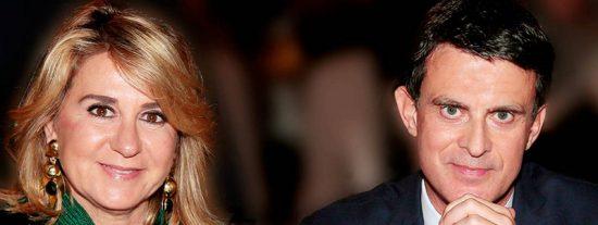 El 'braguetazo' del ex primer ministro: Manuel Valls y Susana Gallardo se han casado
