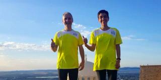 Un obispo disputará la Media Maratón 'Via Pacis' representando al Vaticano