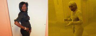Marcy Borders, la 'Dust Lady' del 11-S, que sobrevivió al atentado de las Torres Gemelas y murió de cáncer