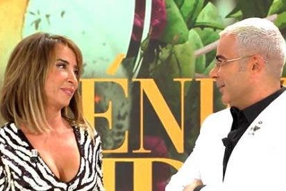 María Patiño pide perdón a Jorge Javier Vázquez por el feo que le hizo este verano