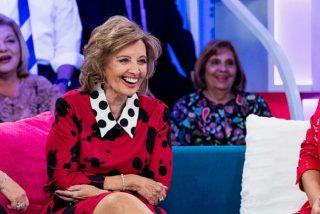 El mesaje envenenado de Maria Teresa Campos a Paolo Vasile desde el programa de Toñi Moreno en Telemadrid