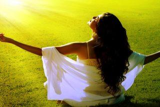 Medita para eliminar la energía negativa