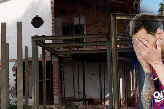 Podemos del Ayuntamiento de Castelldefels paraliza el restaurante de Messi por infracción urbanística