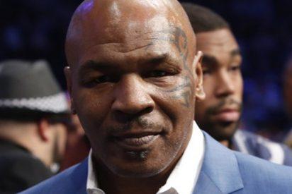 Como un tigre: Mike Tyson muestra la increíble velocidad de sus puños y anuncia su regreso