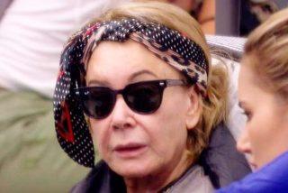 Mila Ximénez sufre un ataque de ansiedad y tiene que se atendida por los servicios médicos de 'GH VIP'