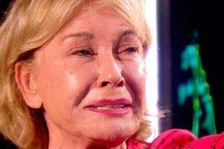 """'Sálvame' llora por Mila Ximénez: """"Tengo cáncer de pulmón"""""""