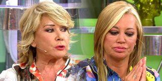 Mila Ximénez y Belén Esteban se han inventado una guerra para ganar dinero: vergüenza en Telecinco