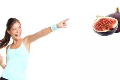 Deportistas: Si te gustan los higos estás de suerte ¡Tienen un gran poder energético!