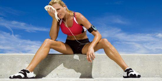 ¿Cómo recupero mi energía después de correr?