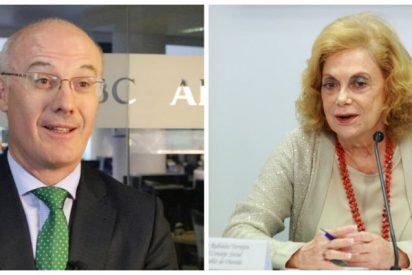El zasca demoscópico que se lleva Amparo Rubiales por piar más de la cuenta sobre la encuesta de ABC y su responsable