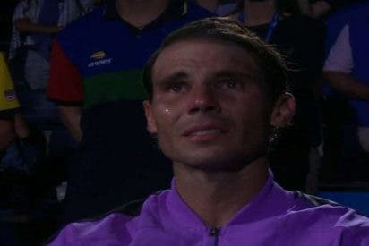 El vídeo que hizo llorar a Nadal tras ganar ganar el US Open
