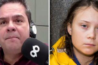"""Este locutor de radio es despedido en Brasil tras sus desafortunados comentarios sobre Greta Thunberg; """"Necesita sexo"""""""