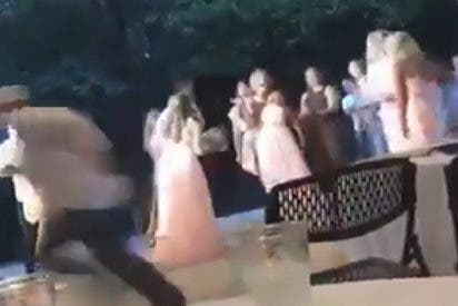 Vídeo Viral: novio que huye, vale para otra boda