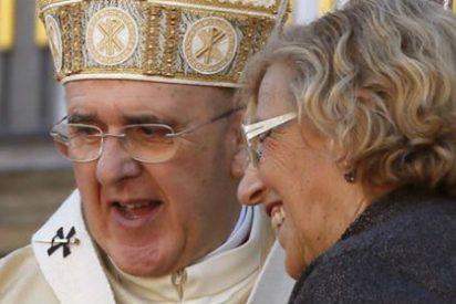 El cardenal Osoro responde a Vox: 'El mundo no se arregla construyendo muros'