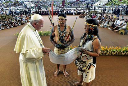 El sínodo sobre la Amazonía enfrenta al papa Francisco con el presidente Jair Bolsonaro