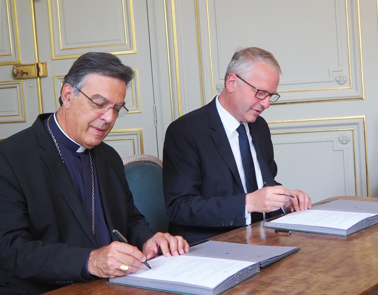 La diócesis de París firma un acuerdo con la Fiscalía para la investigación de abusos