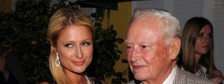 El magnate hotelero Barron Hilton sólo dejará el 3% de su fabulosa herencia a su familia: ¿Quién se embolsará el otro 97%?