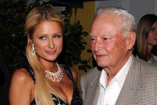 El magnate hotelero Barron Hilton sólo dejará el 3% de su cuantiosa herencia para su familia: ¿a quién irá el otro 97%?