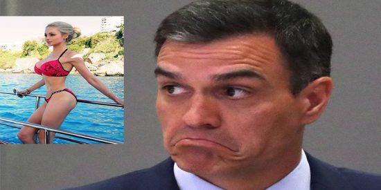 ¿Sabe alguien dónde está Valeria y si Pedro Sánchez la sacará a pasear en esta campaña electoral?
