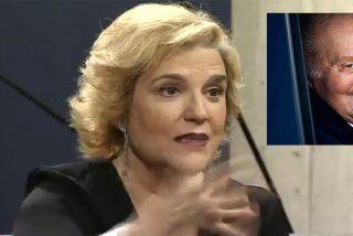 Casa Real no da crédito: Pilar Rahola acusa al Rey Juan Carlos I de abusar sexualmente de ella