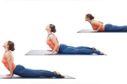 ¿Sabías que el yogaes un ejercicio ideal para adelgazar y controlar el peso?