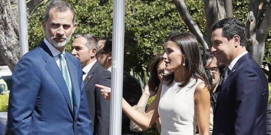 Otro lío de Doña Letizia con un escolta pone en jaque a la Casa Real: 'amenaza' de 'huelga' en Zarzuela