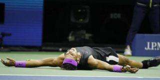 Rafa Nadal conquista su cuarto US Open en una final dramática ante Medvedev