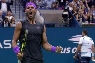 US Open 2019: ¡Rafa Nadal y el punto del año!