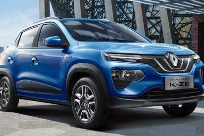 ¡Por menos de 9.000 euros ya puedes adquirir en China este impresionante Renault eléctrico!