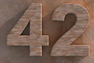 Resuelven el complicadísimo acertijo del 42, sin solución durante 65 años