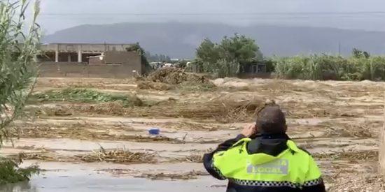 Riadas: El espanto del arroyo que en 10 segundos se transforma en un río destructor