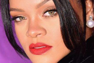 Así de negrita era Rihanna antes de blanquearse la piel